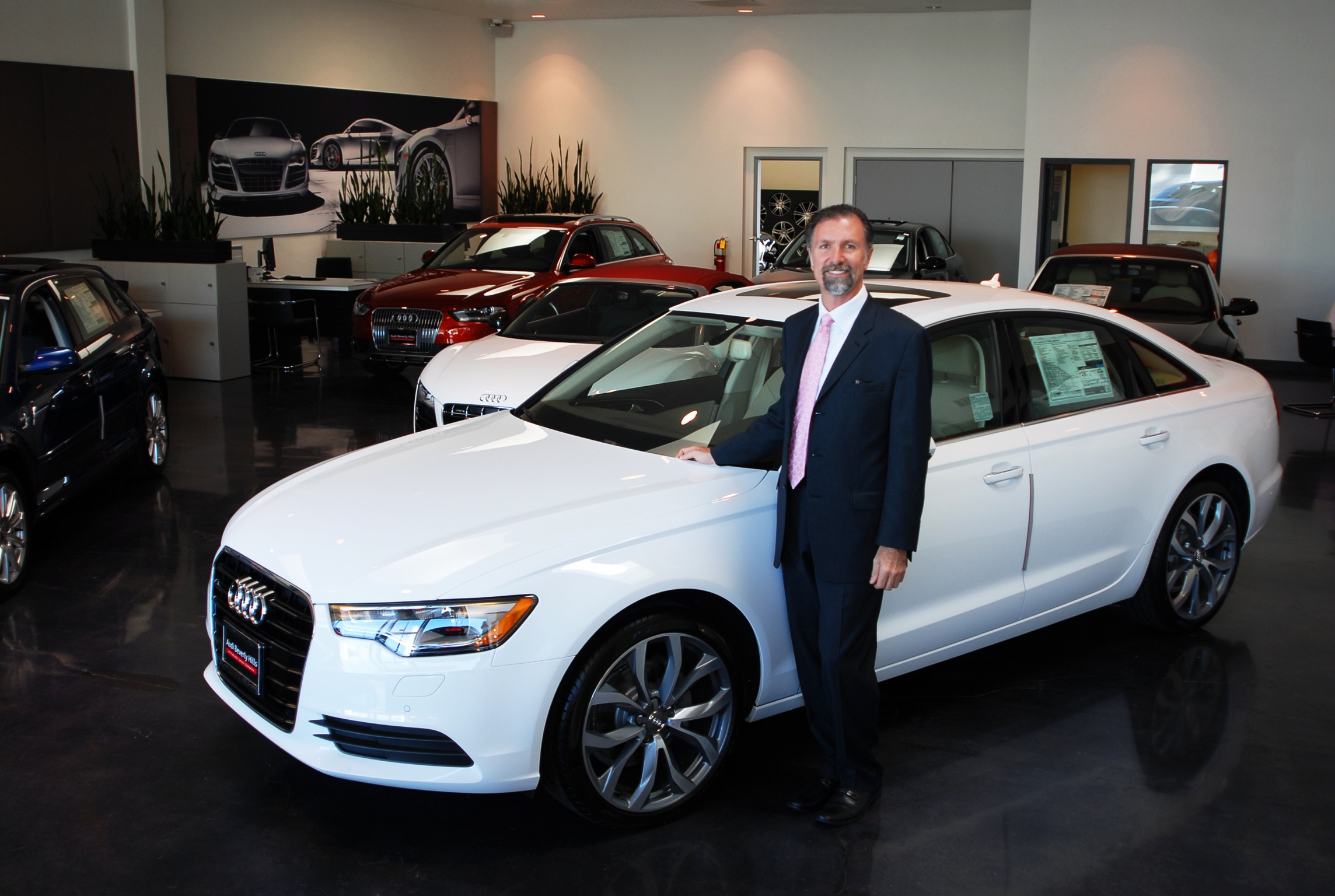Meet Michael Bradford GM Of Audi Beverly Hills My Beverly - Audi beverly hills